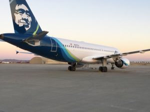 First a320 in alaska airlines colours revealed civil for Virgin america a321neo cabin